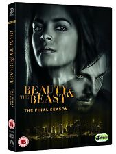 BEAUTY AND THE BEAST COMPLETE FOURTH SEASON 4 DVD 4 DISCS NEW & SEALED R4