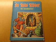 STRIP / DE RODE RIDDER 13: DE VUURGEEST | Herdruk 1972