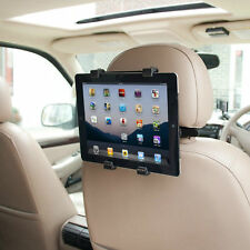 "Universal Car Headrest Seat Holder Mount for iPad 1 2 3 4, Air & all 10"" Tablets"