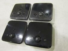 NEW LOT of 4 Sensormatic iCamera-1000 Outdoor/Indoor IR IP Night Vision Cameras