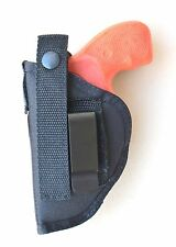 "Hip Belt Holster for 2"" 5 SHOT 38 SPECIAL REVOLVER"