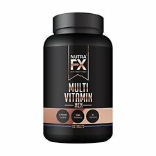 Multivitamin Daily Bodybuilding Supplements For Men Workout Energy - 120 Tablets