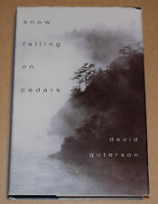 Snow Falling on Cedars by David Guterson (1994, Hardcover)