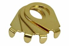 """Gibson Vintage style Pointers """"Blunt Tip""""  90degree Gold plated Set of 4"""
