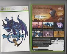 BLUE DRAGON XBOX 360  / X BOX 360