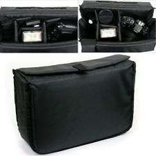 MATIN Extendable Cushion Partition-L Lens DSLR SLR Camera Insert Padded Bag Case