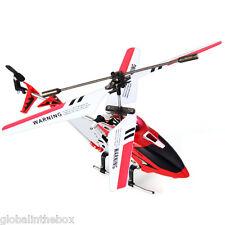 Syma S107G 3CH télécommande d'hélicoptère en alliage Copter vol de nuit Jouet