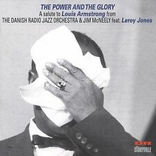 The Power and the Glory: A Salute to Louis Armstrong by Jim McNeely (CD,...