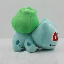 "New POKEMON COOL~ GRASS Bulbasaur 5"" Plush Doll Toy Figure Collectible2"