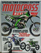 Motocross July 2016 Kawasaki KX250  FREE SHIPPING