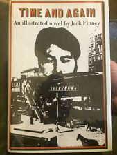 Time And Again By Jack Finney True First Edition First Printing NOT BOOK CLUB!!