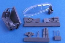 Pavla C72098 1/72 Resin cockpit set Gloster Meteor F3 Cyber Hobby dragon