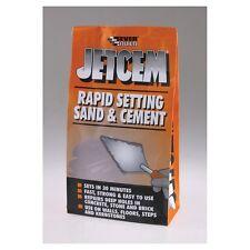 6 KG jetcem premiscela SAND & cemento jetmix6