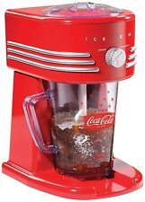 Retro Frozen Drink Machine Coca Cola Coke Slushy Slurpy Icee Maker Shaved Ice