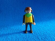 Playmobil Trappero oeste trapper brown trouser yellow shirt  western