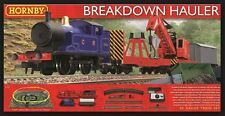 R1174 Hornby Breakdown Hauler Model Electric Train Set OO Gauge New & Boxed Gift