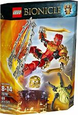 BNIB Lego Bionicle 70787: TAHU Master of Fire - ✴ Brand new and still sealed ✴