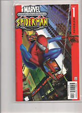 Ultimate Spiderman #1 First Printing Comic Book from 2000