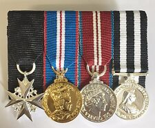 Order of Saint John, Golden Jub. Diamond Jubilee,Service Medal of Order St John