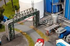 Faller H0 130487 Rohrleitungen und Abfüllanlage #NEU in OVP##
