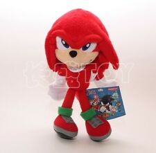 "Sonic The Hedgehog SONIC BOOM 8.26"" Plush Soft Plush Game Toy Red"