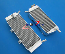 L&R aluminum radiator FOR HONDA CRF450X CRF 450 X 2005-2013 2006 2010 2011 2012