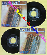 LP 45 7'' SPEED LIMIT Love fever Do it now 1977 italy DURIUM DE2952 no cd mc dvd