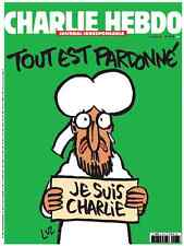 Charlie Hebdo 1178 Original french edition 14 01 2015 nouvel journal new nuovo