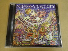 CD / STEVE WINWOOD - ABOUT TIME