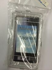 Samsung F480,F480V Crystal Hard Case in Clear CPC6310. Brand New in packaging.