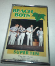 BEACH BOYS CASSETTE SUPER TEN
