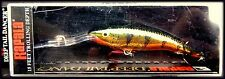 RARE RAPALA DEEP TAIL DANCER TDD 7 cm SPECIAL FLP/SD multicolor