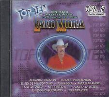 Lalo Mora Top Ten Vol 2  CD New Sealed