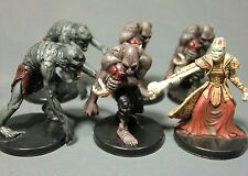 Dungeons & Dragons Miniatures Lot  Ghoul Crypt & Graveyard Encounters !!  s85