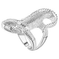 Adjustable Male Female 925 Silver Ring New - Animal lizard Ring Jewellery