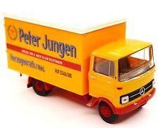 H0 BREKINA MB LP 608 Koffer 100 Jahre Peter Jungen Umzüge Herzogenrath # 48557