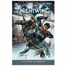 Nightwing, Vol. 2: Night of the Owls (The New 52)-ExLibrary