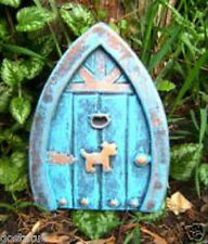Plaster,concrete dog fairy door abs plastic mold see 100's more in my ebay store
