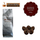Caffè in Grani Nicaragua Matagalpa El Baron 250 gr Caffè Monorigine Arabica 100%