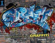 GRAFF: The Art & Technique of Graffiti, Martinez, Scape, Very Good Book