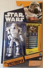 """Star Wars Action Figure of SPACETROOPER Which Is  3.75"""" Tall"""