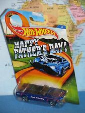 HOT WHEELS 1963 MUSTANG II CONCEPT HW HAPPY FATHER'S DAY #1/4 BRAND NEW & VHTF