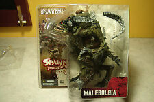 Spawn Mutations Series 23 Malebolgia Action Figure New McFarlane Toys 2003 UNOPE