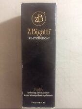 Z. Bigatti Re-Storation Hydrating Lotion Cleanser Purify 4 fl oz NEW FREE SHIP