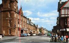 Ancaster Arms Main Street Callander Perthshire Scotland unused 1970s postcard