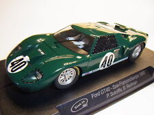 Slot.it Ford GT40 Spa Francorchamps 1966 für Autorennbahn 1:32 Slotcar