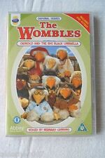 The Wombles TV Serie - Orinco and The Big Black Umbrella - original englisch DVD