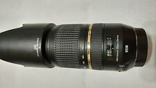Tamron SP A005 70-300mm f/4.0-5.6 Di VC USD Lens Canon *slightly used*