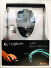 OEM Logitech Touch Wireless Desktop Laser Mouse Mice M600 with Unifying Receiver