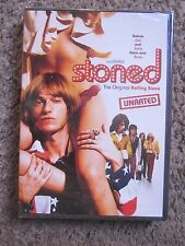"""STONED"" 2006 UNRATED STILL SEALED SCREENING COPY-PROMOTIONAL OUT OF PRINT DVD"